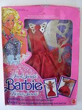 barbie jewel secrets bijoux gown vestito dress robe abito NRFB 1986 mattel 1859