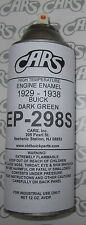 1929-1938 Buick Dark Green Engine Paint Spray Can