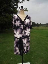 Marks and Spencer Plus Size Floral Tunic, Kaftan Tops & Shirts for Women