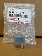GENUINE Toyota Lexus AC Clutch Fan Relay 4RUNNER HIGHLANDER  SIENNA  90987-02028