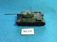 Wargames - 20mm WWII Russian T34/85 - Metal WG115