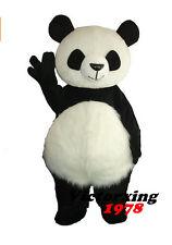 Panda Bear Mascot Costume Fancy Dress Suit Free Shipping