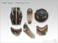 Night Wolf-Conception Set (6) type Tabletop diorama gestalltung Transformation véhicule