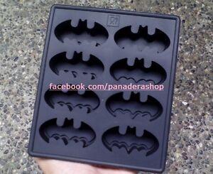 Batman Soap Clay Crayon Resin Plaster Silicone Mold (NOT FOOD GRADE)