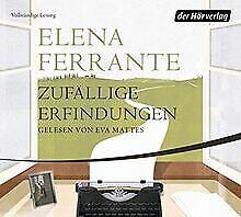 Zufällige Erfindungen von Ferrante, Elena | Buch | Zustand sehr gut