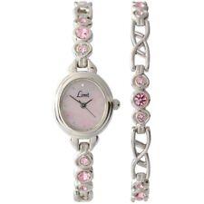 Ladies Limit Brown Dial Strap Watch - Model 6133