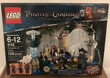 LEGO 4192 Disney Pirates of the Caribbean Fountain of Youth- New Sealed