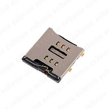 Replacement Micro SIM Card Reader Slot Socket Holder Tray Parts for iPhone 4 4G