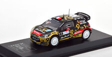 CITROEN DS3 WRC #1 LOEB HELENA RALLYE FRANCE 2013 IXO WP1402L12C02 1/43 RALLY