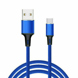 FABRIC BRAIDED USB CHARGING CABLE FOR Xbox Series X, S Controller Pad