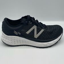 New Balance Womens W1080bk9 Black/White Running Shoes Size 5 Worn Once