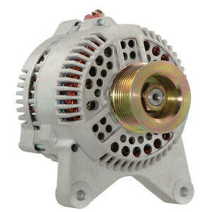 HIGH OUTPUT 250AMP  ALTERNATOR Fits FORD E F SERIES TRUCKS VANS 5.4 6.8L 1997-06