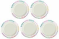 Pearlized Bead Pins Rosette Hijab Craft Dress Maker Sewing Scarf Needlework New