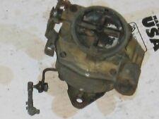 Rochester B 1 Barrel Carburetor 7023013 Chevy 6 Cyl 292
