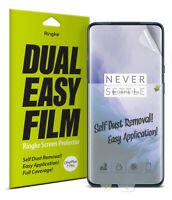 For OnePlus 7 Pro / OnePlus 7T Pro Screen Protector Ringke [Dual Easy Film] 2pcs