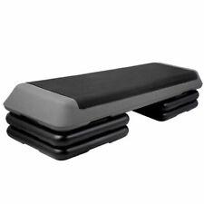 Everfit AEST001B Aerobic Step Bench - Black