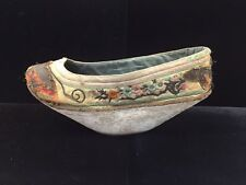 Antique Chinese Qing Dynasty Platform Shoe For Manchu Women