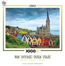 CEACO BON VOYAGE JIGSAW PUZZLE IRELAND 1000 PCS 3368-8