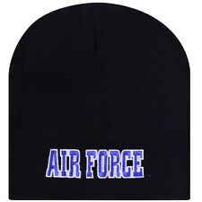 Embroidered Licensed Air Force Military Beanie Cap Stocking Hat Free Shipping