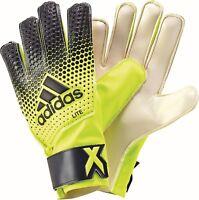 adidas Performance Torwarthandschuhe  X Lite gelb / schwarz