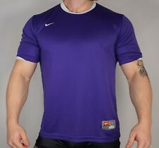 Men'S Purple Short Sleeve Soccer Jersey Adult L