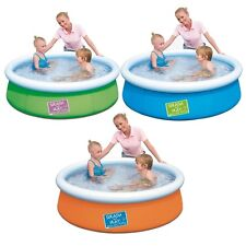 Bestway Splash and Play My First Fast Set Pool 5ft for Baby / Kids / Children