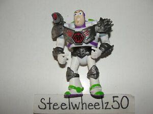 Pixar Toy Story That Time Forgot Battle Armor Buzz Lightyear Figure Mattel 2014