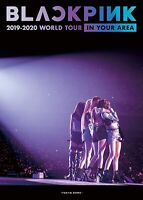 BLACKPINK 2019-2020 WORLD TOUR IN YOUR AREA TOKYO DOME LIMITED 2DVD + GOODS
