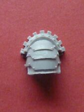 FORGEWORLD HORUS HERESY IRON HANDS GORGON Terminator BLANK SHOULDER PAD  - 40K