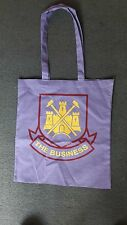 The Business - Claret & Blue - Tote Bag
