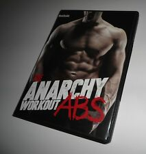 The Anarchy Workout Abs Men's Health Andy Speer (2 DVD Set) Fitness Exercise