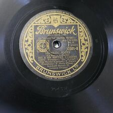 78rpm BIX BEIDERBECKE RHYTHM JUGGLERS  toddlin` blues / WOLVERINE ORCH oh baby