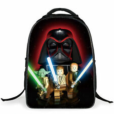 Star Wars Backpack Darth Vader School Bags Shoulder Backpacks boys kids girl USA