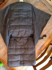 Mamas And Papas Urbo Bug Replacement Seat Fabrics In Chestnut Tweed Spare Part