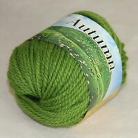 Sale 1Ball 50g Soft Waem Chunky Thick Wool Hand Knitting Yarn Chartreuse 248-220