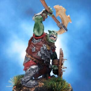 Painted Reaper BONES Miniature Kavorgh Orc Warboss