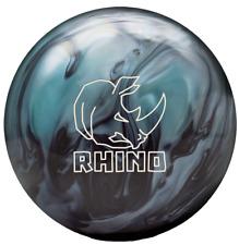 Brunswick Rhino 16 LB Metallic Blue Black Bowling Ball NIB 1st Quality