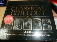 Classical Chillout Gold 5-CD The very Best of