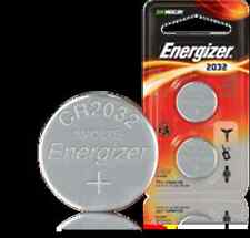 Energizer Pile Bouton CR2032  Pack de 2 Coin Cell Knopfzelle CR 2032