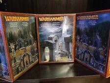 Warhammer AoS Arcane Ruins + Garden of Morr x2