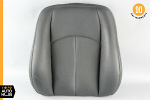 03-06 Mercedes W211 E500 Top Upper Seat Cushion Front Right Passenger Black OEM