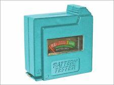 Battery Tester for AA  AAA  C  D & 9V FAIDETBAT