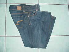 AMERICAN EAGLE New Artist Crop Stretch Jeans Size 2
