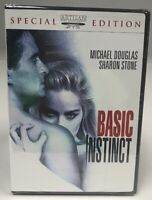 Basic Instinct (DVD, 2001, Special Edition - Rated R)