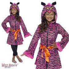 GIRLS ZEBRA SASS CHILD HALLOWEEN FANCY DRESS
