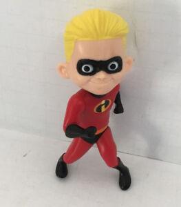 the incredibles movie  super hero dash figurine Mcdonalds happy meal toy disney