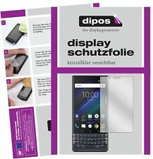 2x Blackberry Key 2 LE Screen Protector Protection Crystal Clear dipos