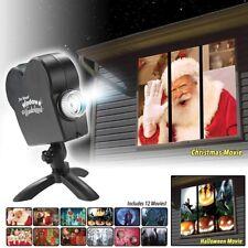 Window Wonderland projector for Halloween & Christmas Window Wonderland Display