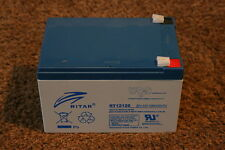 Ritar RT12120EV 12v 12ah - EV series battery - Perfect cell for mobility scooter