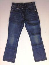 Levis 525 Jeans Hose Dunkelblau Stonewashed W29 L32